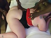 Sexy mummy eva fucks bbc boyfriends and enjoys every minute of it
